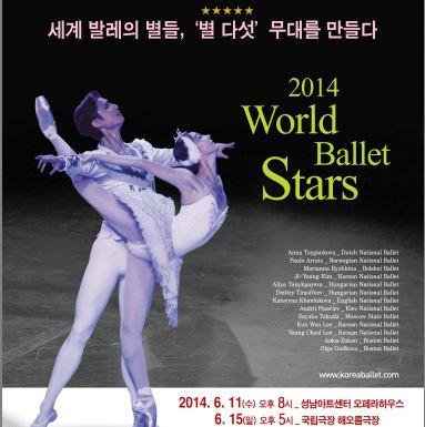 2014 월드 발레 스타즈 - 성남